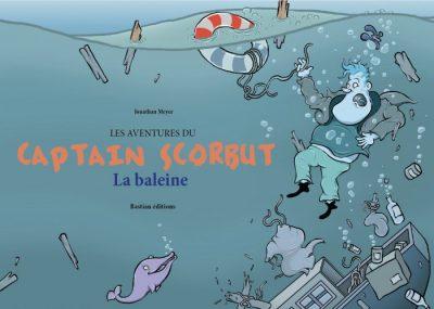 Les aventures du Captain Scorbut - La baleine